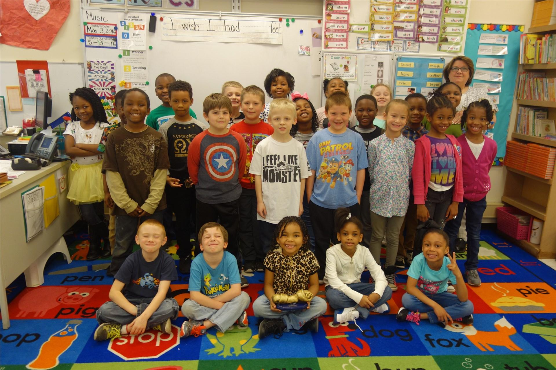 1st Grade - Mrs. Davis