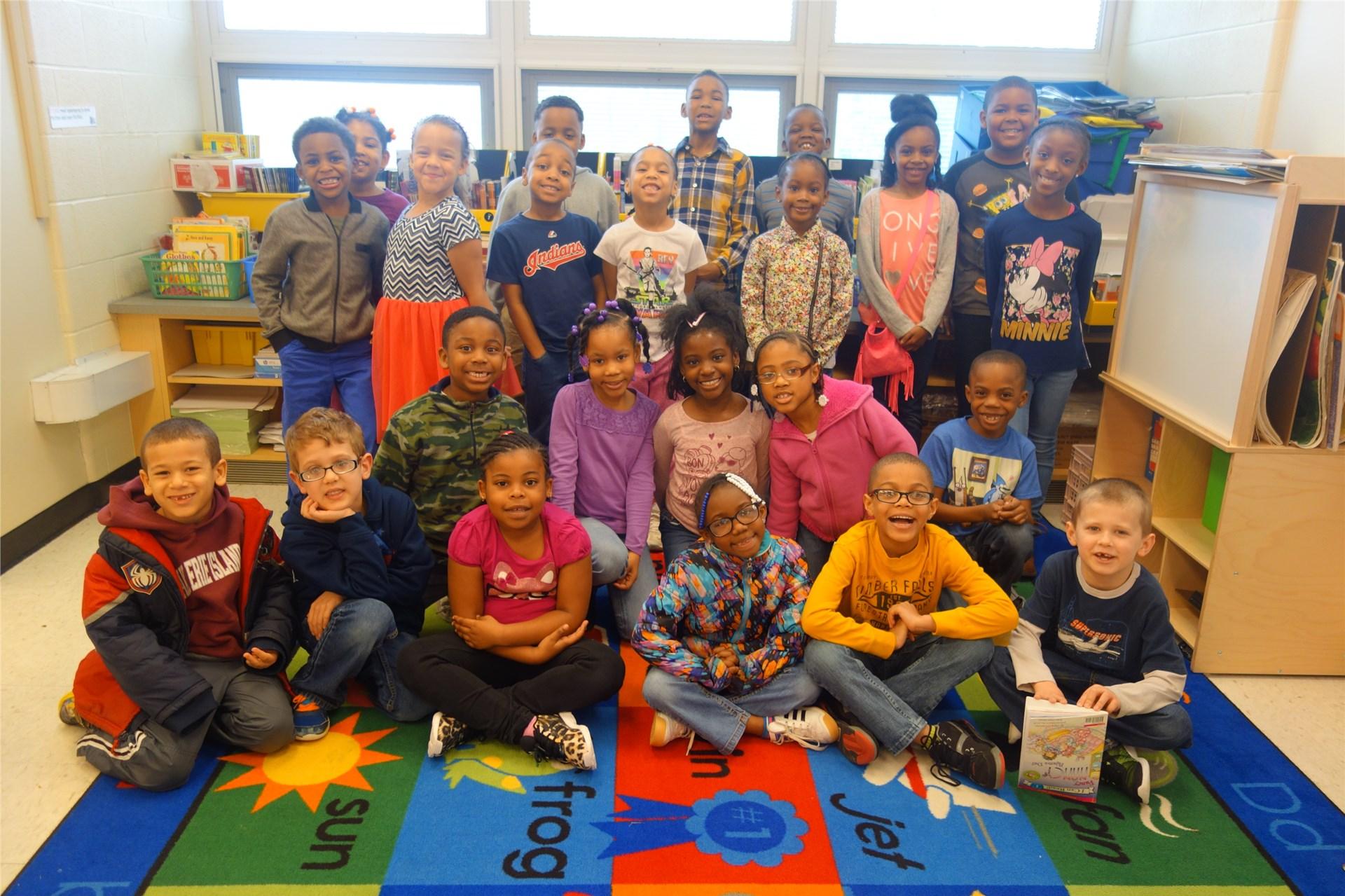 1st Grade - Ms. D'Agostino