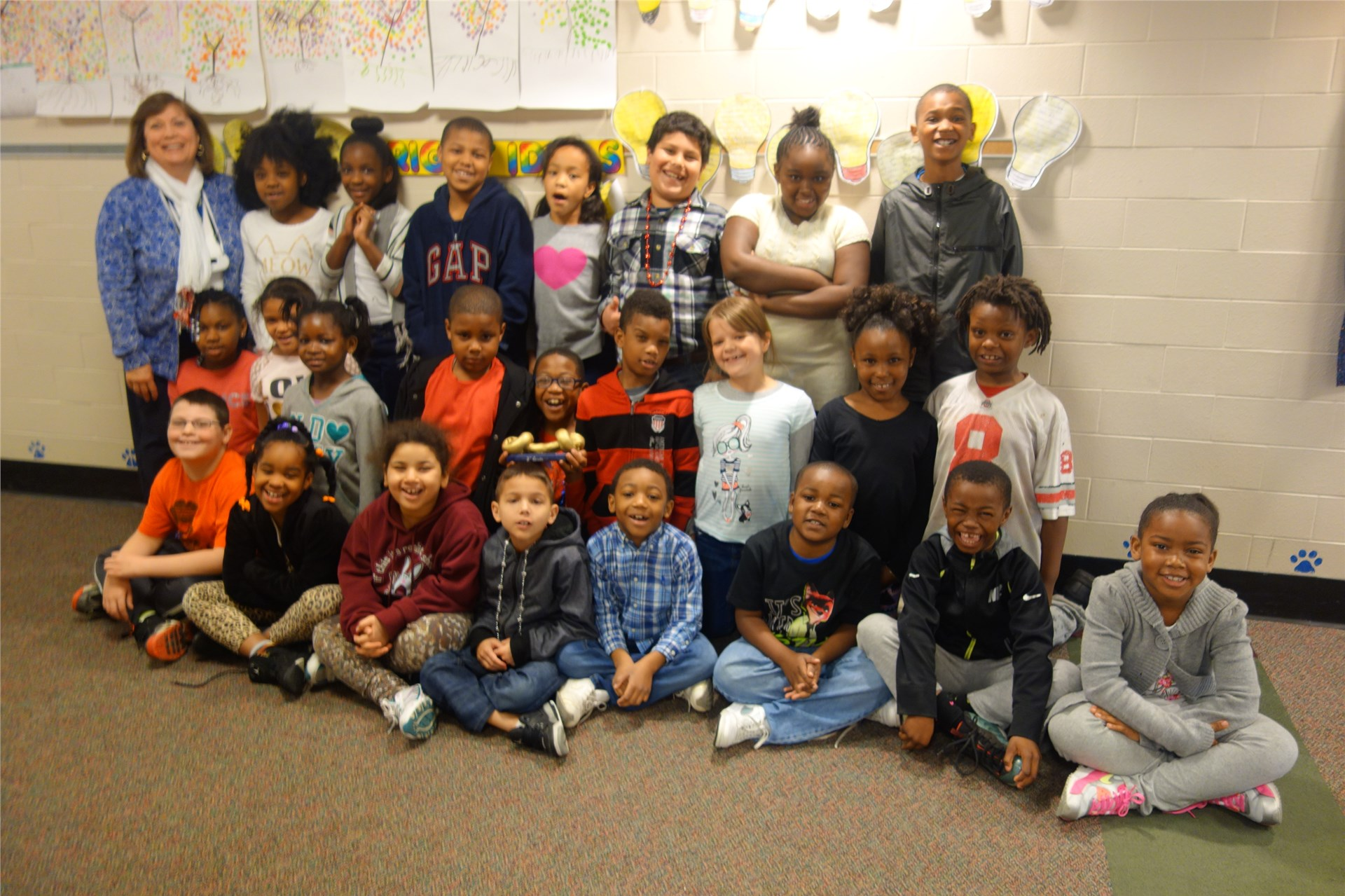 2nd Grade - Mrs. Hynes