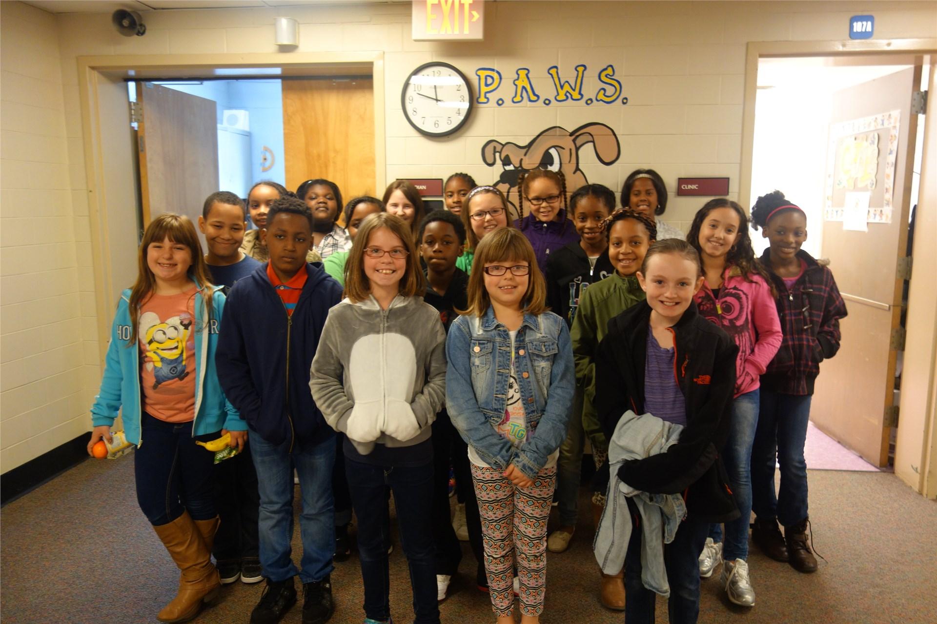 4th Grade - Mrs. Hrin
