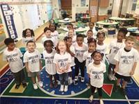 Kindergarten T-shirts 16-17