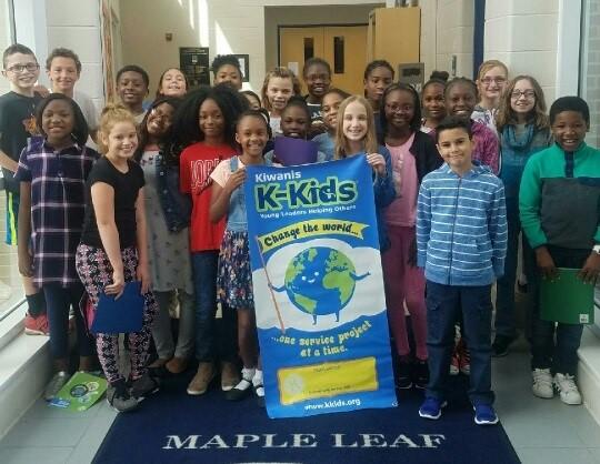 Maple Leaf K-Club