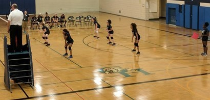 MS Volleyball