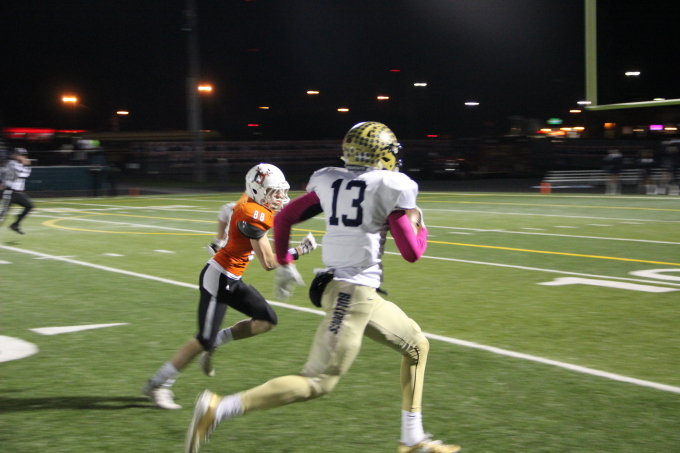 Garfield Heights Football vs Normandy HS