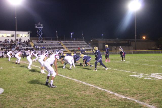 Garfield Football vs University School