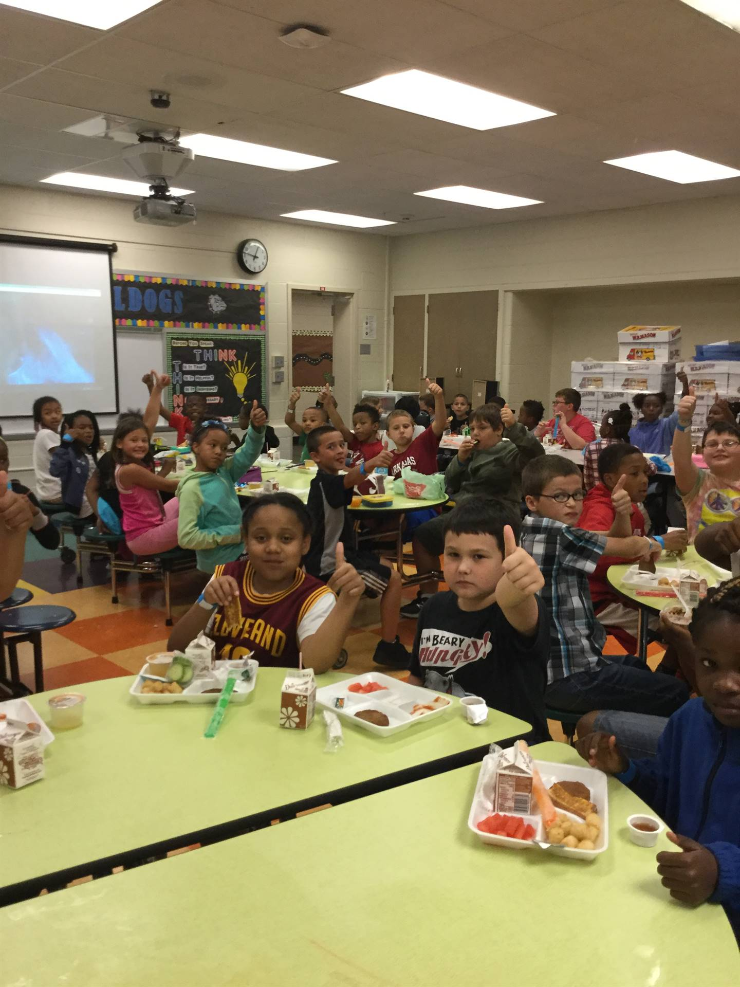 September Principal's Lunch