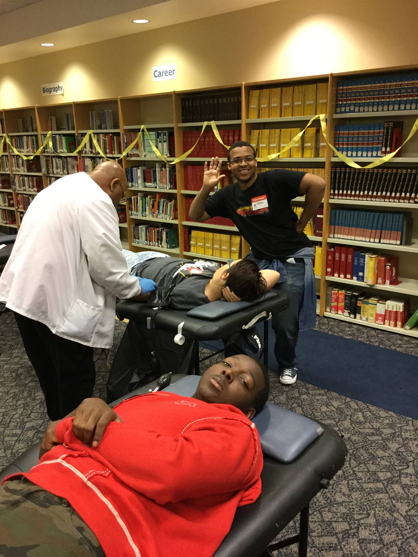 October Blood Drive 2017