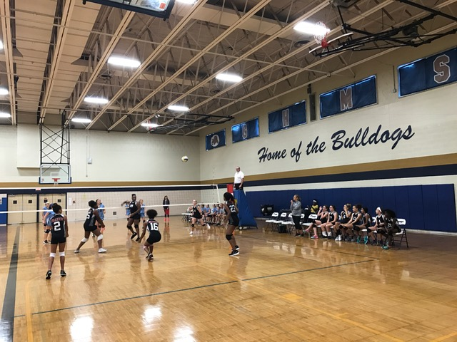 Volleyball Tournament 2017