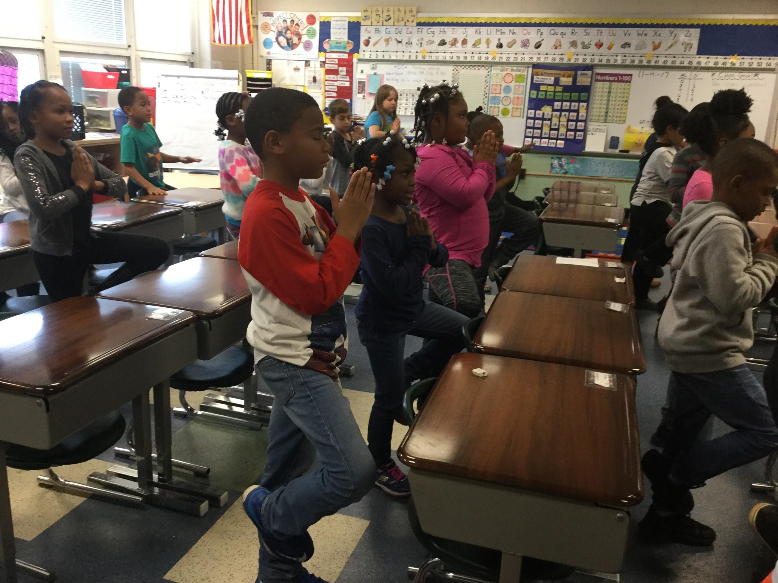 Hoga in Mrs. Carpico's Class