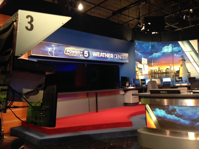 stage 3 of channel 5 news