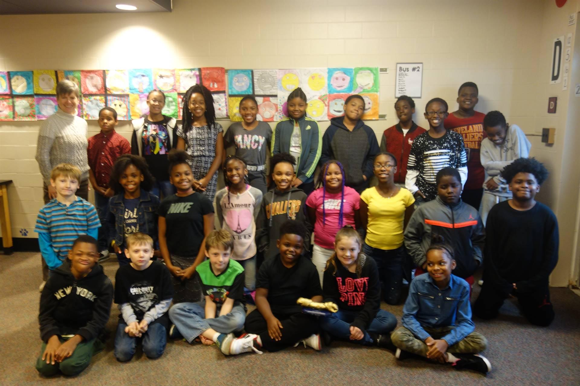 5th Grade - Mrs. Turk