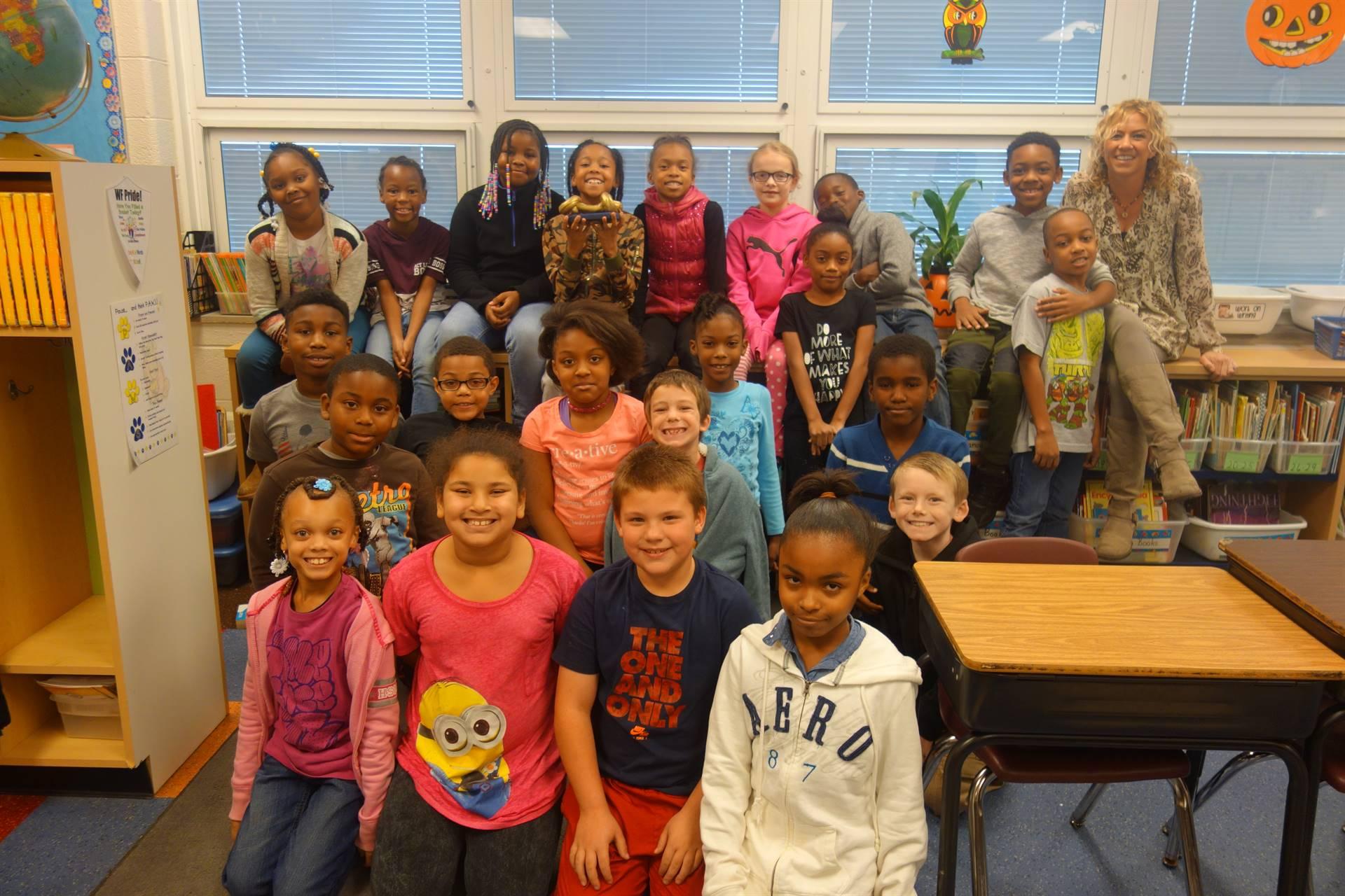 3rd Grade - Mrs. Schmersal