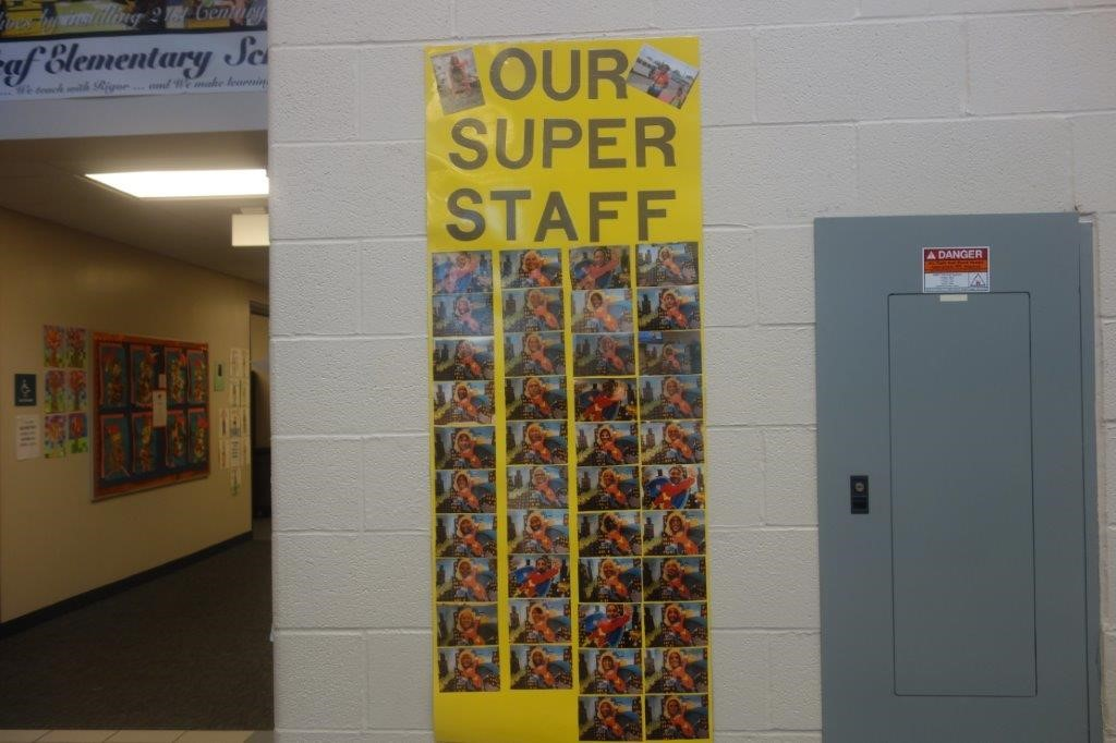 Our Super Staff