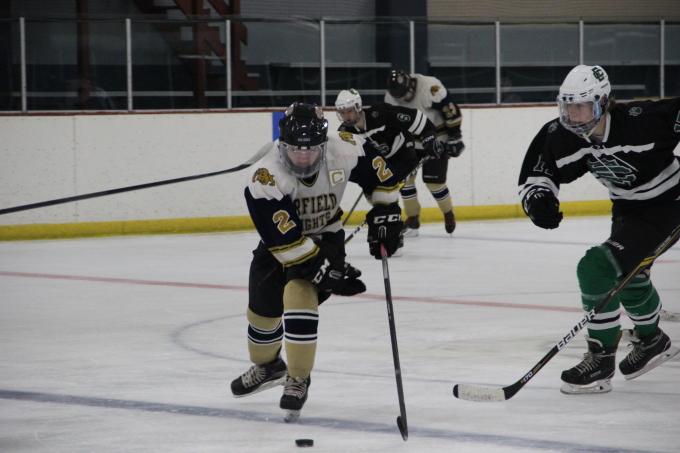 GHHS Ice Hockey vs Elyria Catholic