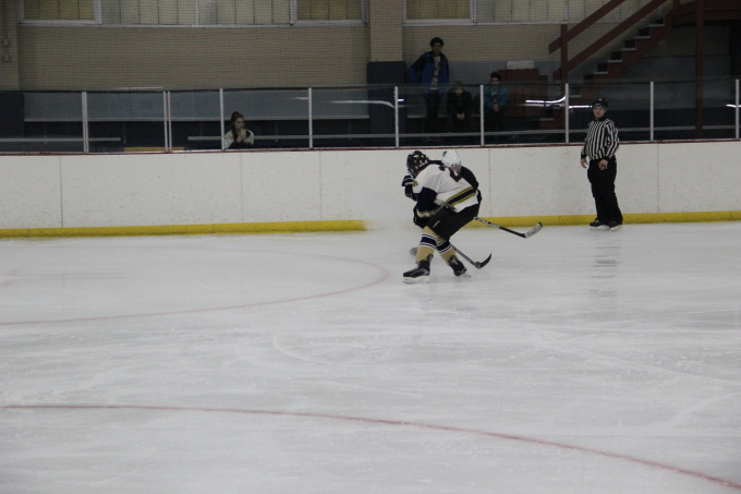 GHHS Ice Hockey vs Elyria Catholic