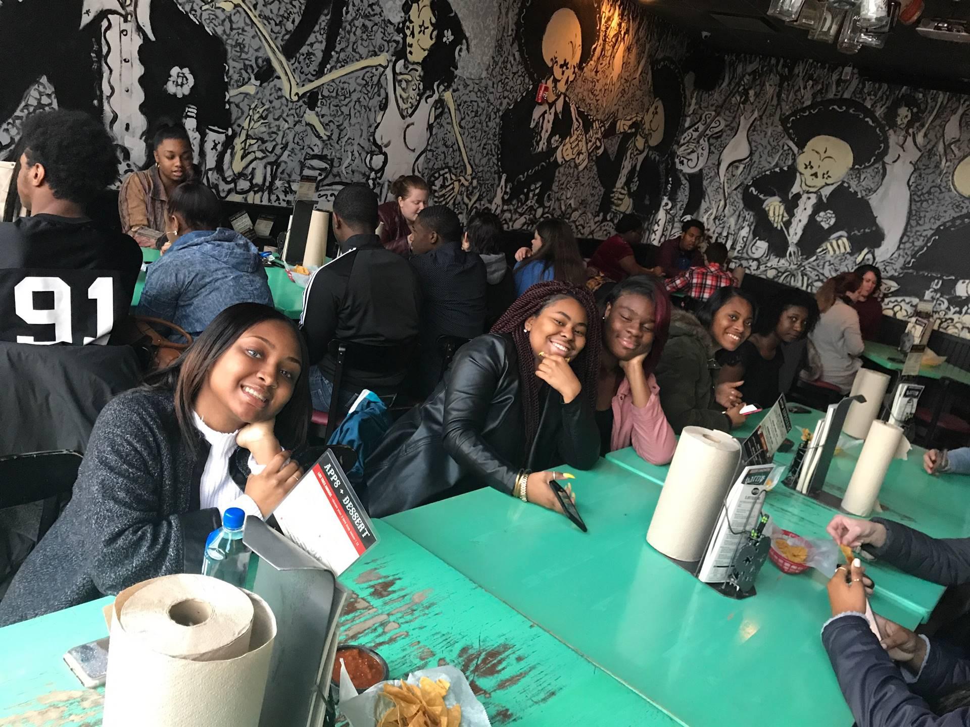 Art Club at Barrio Tacos