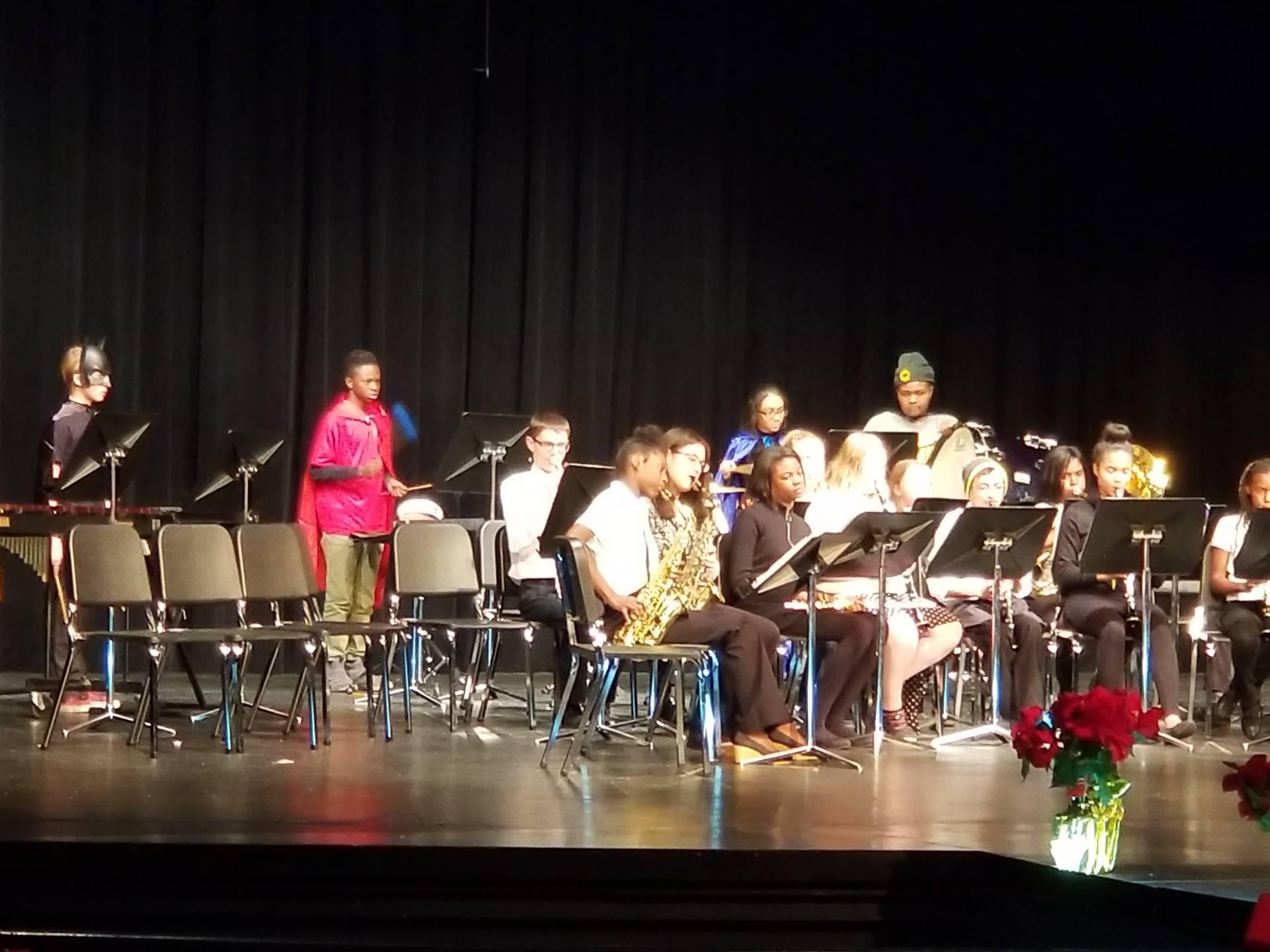 8th grade band