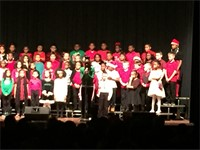 3rd Grade Holiday Concert