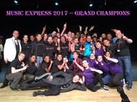 Music Express - Walsh - 2-4-17