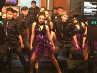 Music Express on Fox 8 - 2-17