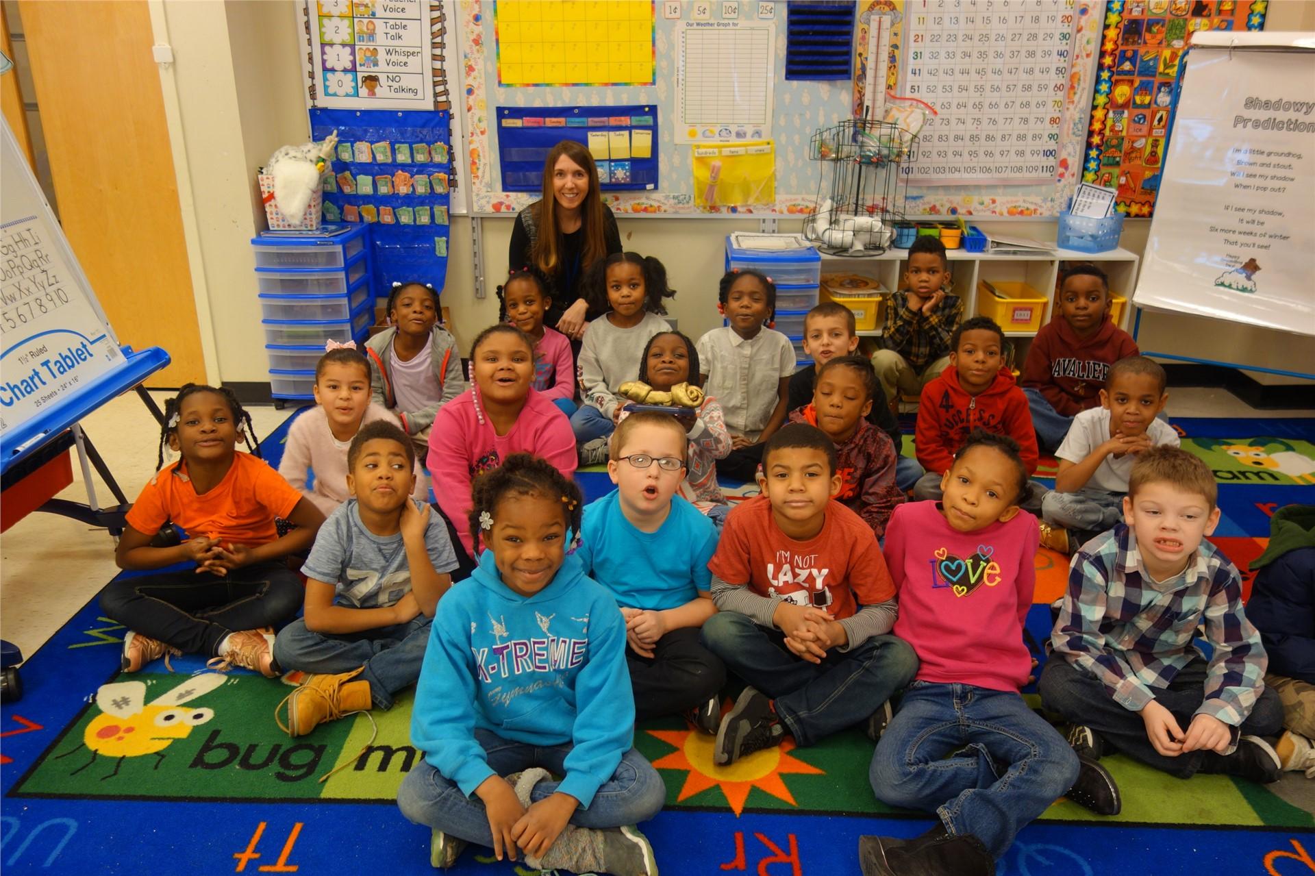 Mrs. Flood - 1st Grade