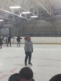 5th Grade - Ice Skating 2017