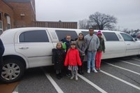 PTA Fundraiser Limo Ride 1-2017