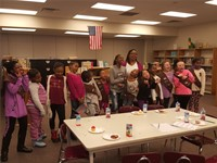 WF Girl Scouts - January 2017