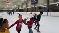 3rd Grade Ice Skating 2017