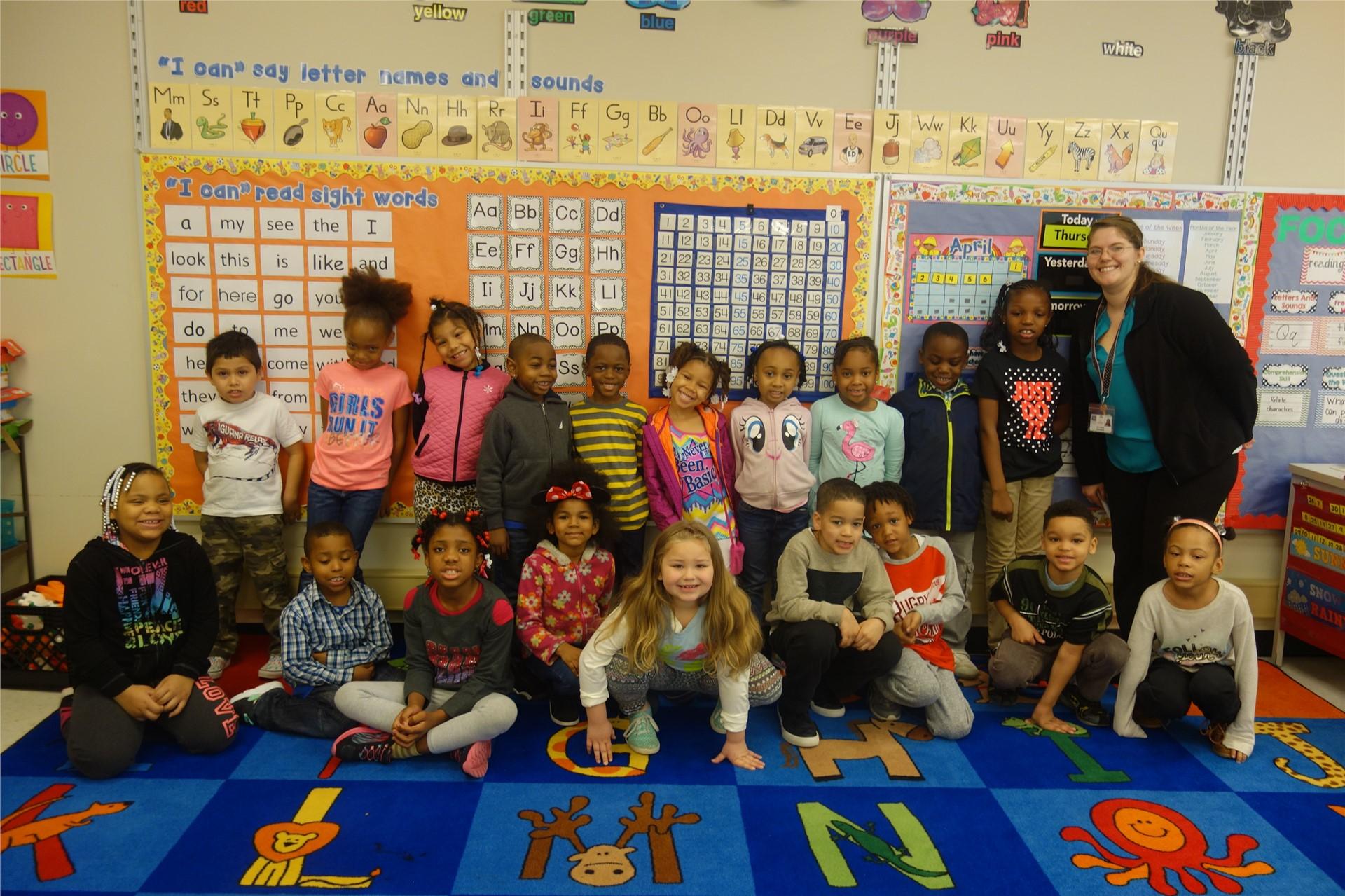 Mrs. Reichard - Kindergarten