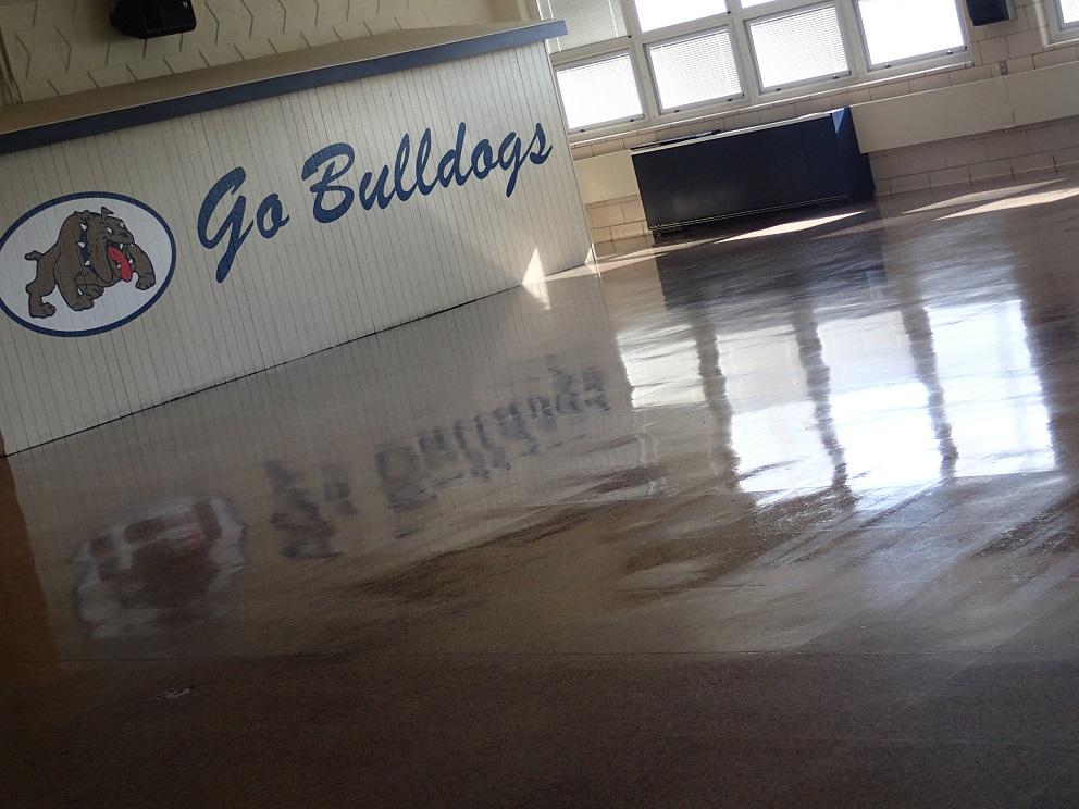 Hallway Floors