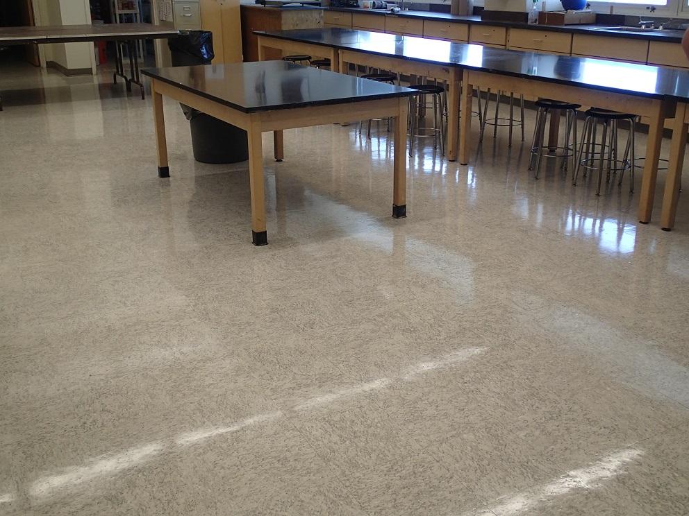 Classroom Floors