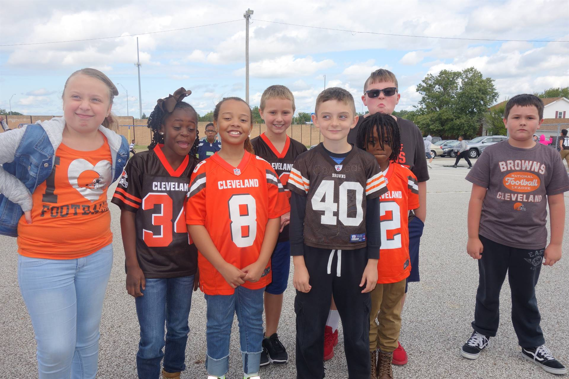 Browns Day