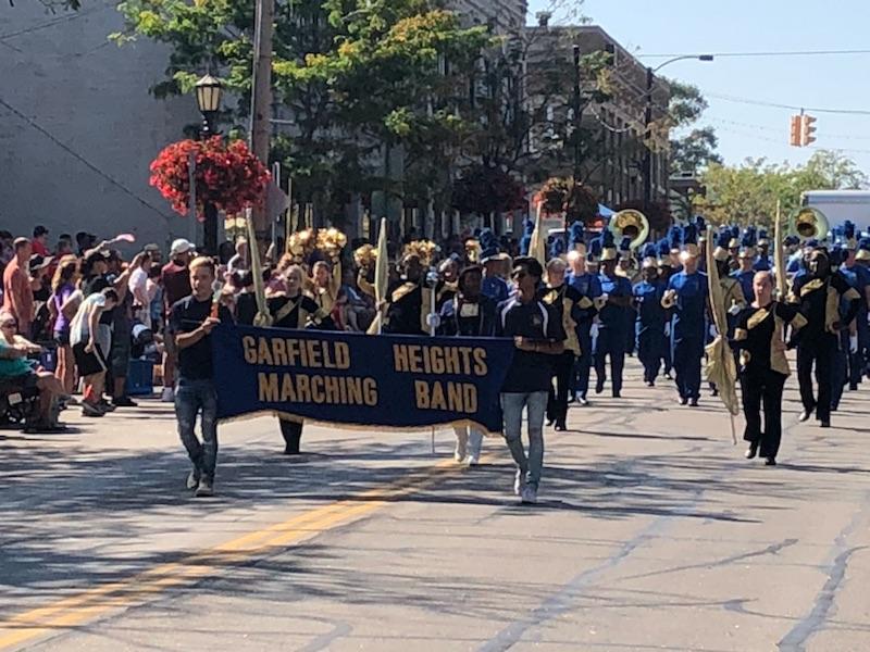 Woolly Bear Parade