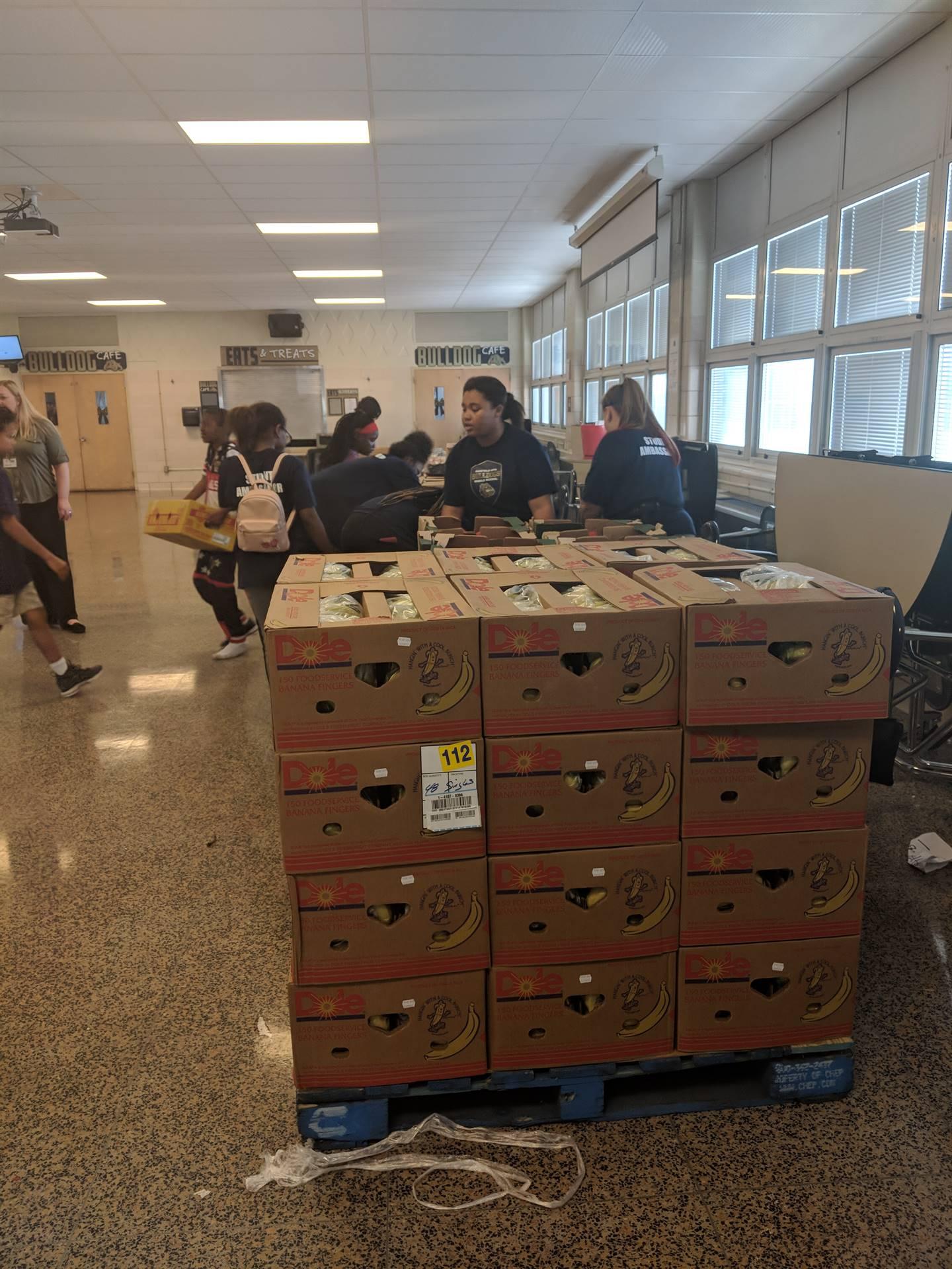 Fresh Food School Markets