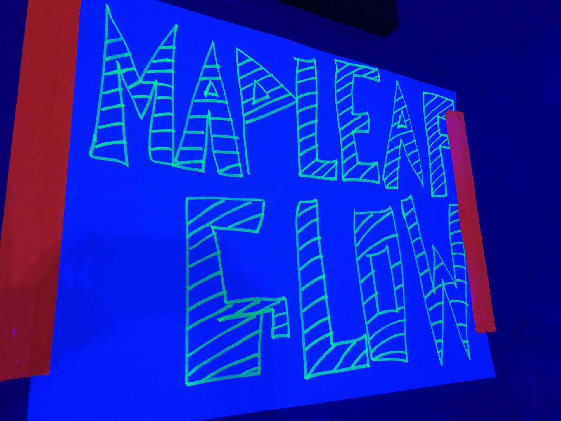 WF Glow Party