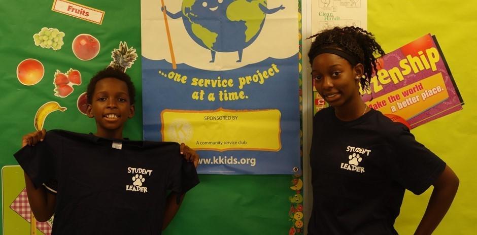 Elmwood Student Leaders