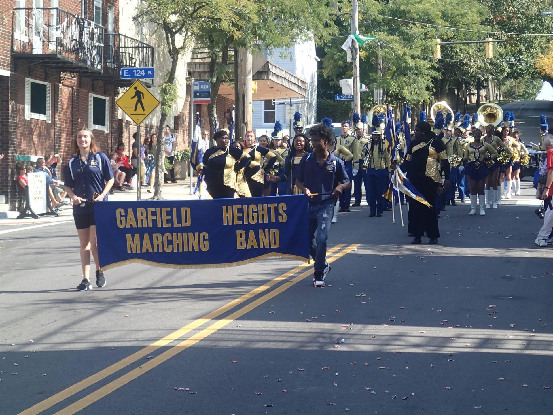 Columbus Day Parade 2018