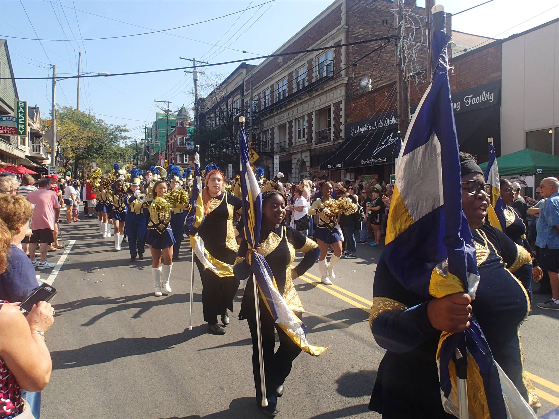 Columbus Day Parade 2018
