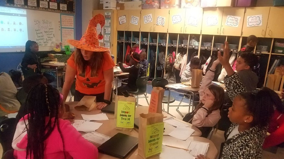 Happy Math or Treat