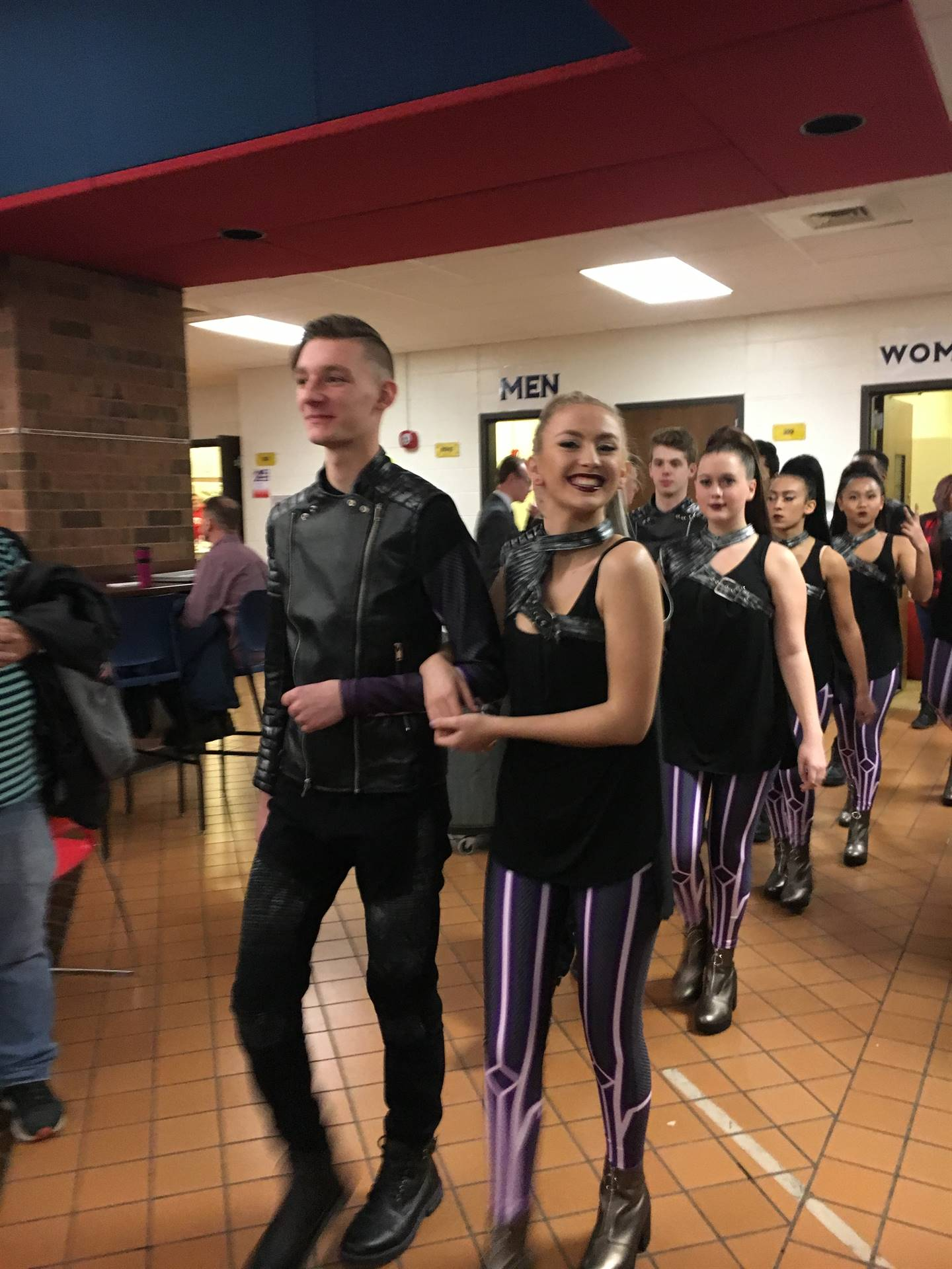 music express students at the piqua invitational