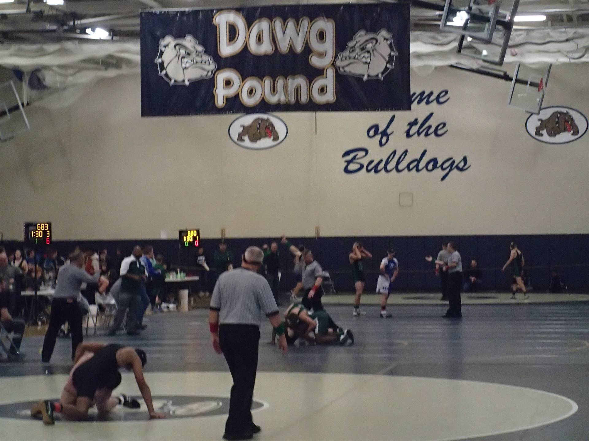 Bulldog Classic 2018 - Middle School Wrestling Team