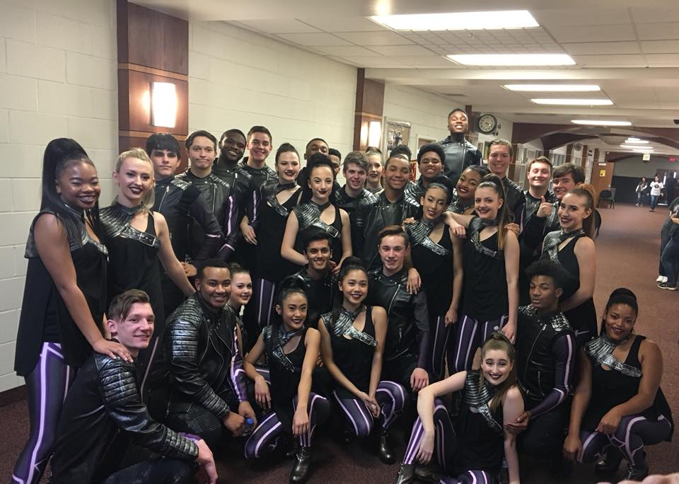 music express at Walsh Invitational