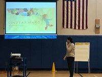 Literacy Night Presentation to Parents