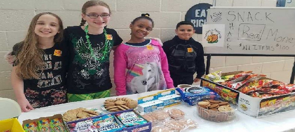 Pennies for Patients Snack Shack