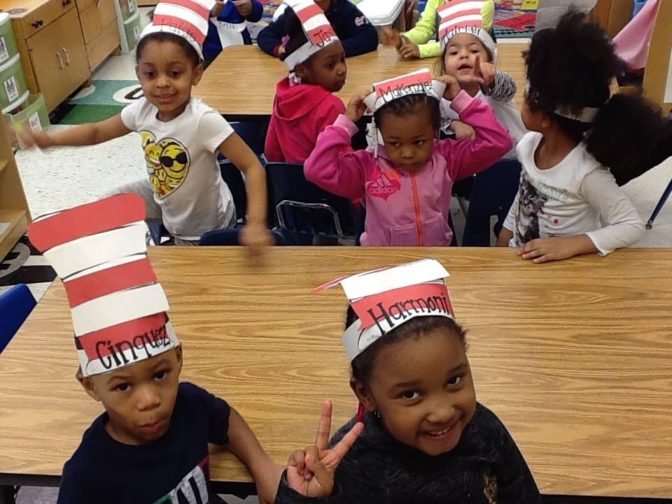 Head Start and Preschool Celebrating Dr. Seuss