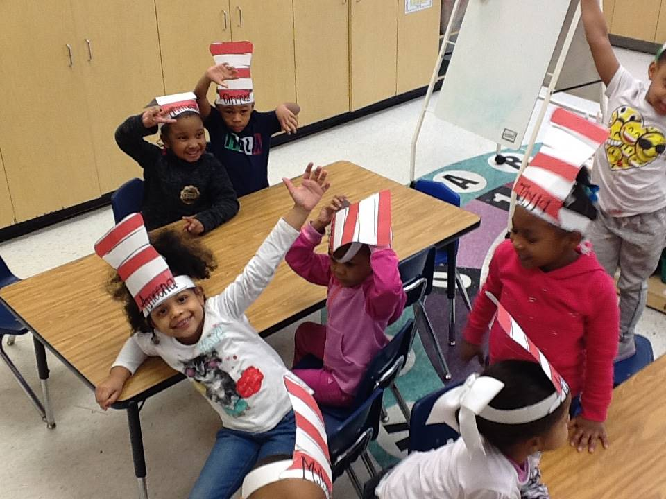 Head Start and Preschool Celebrating Dr. Seuss