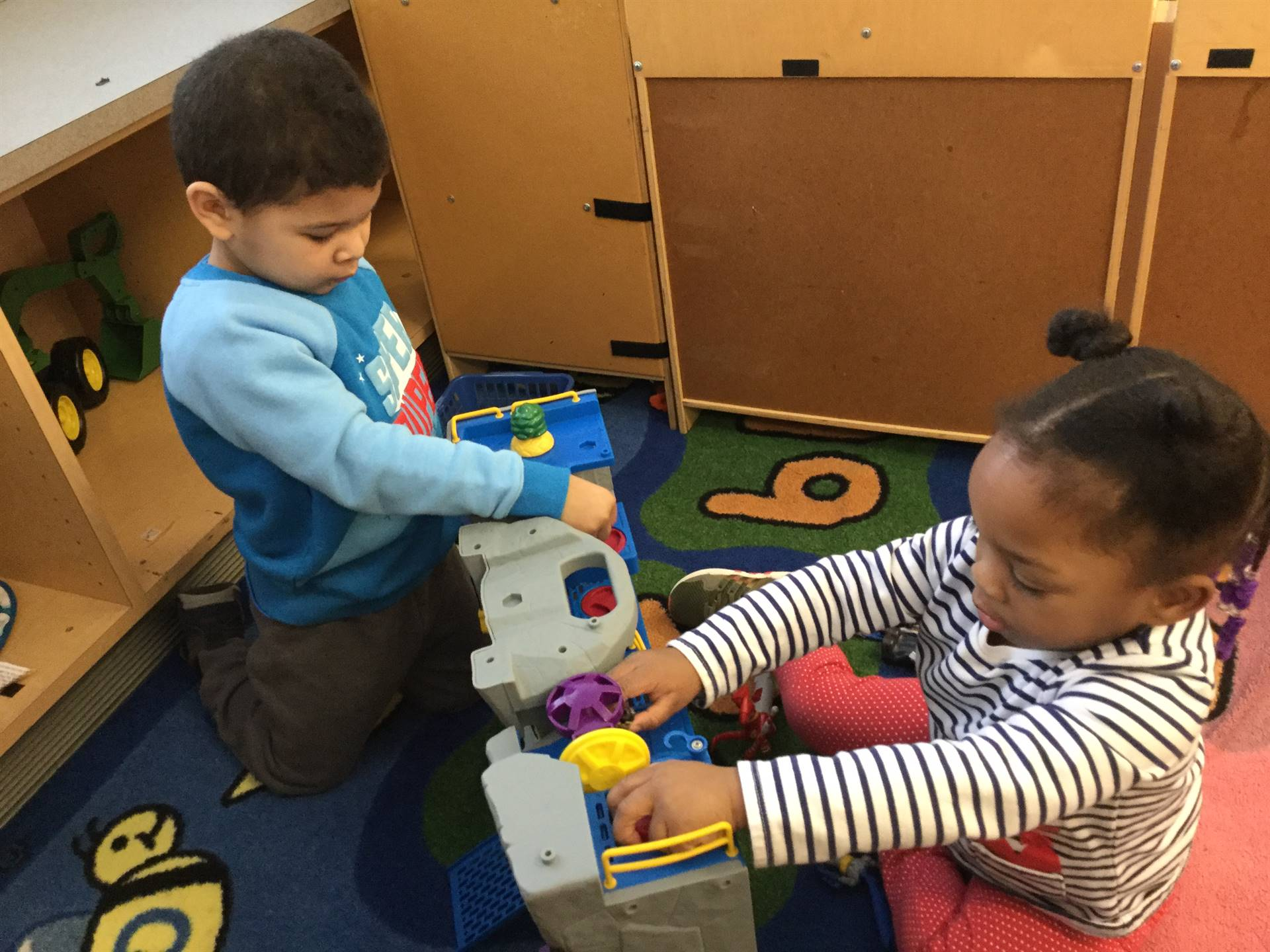 Head Start and Preschool