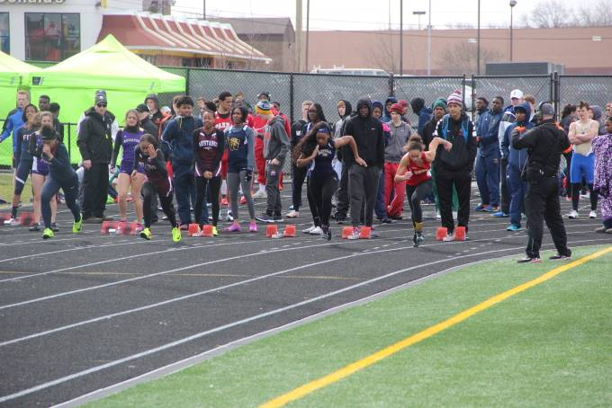 Bulldog Track at Normandy