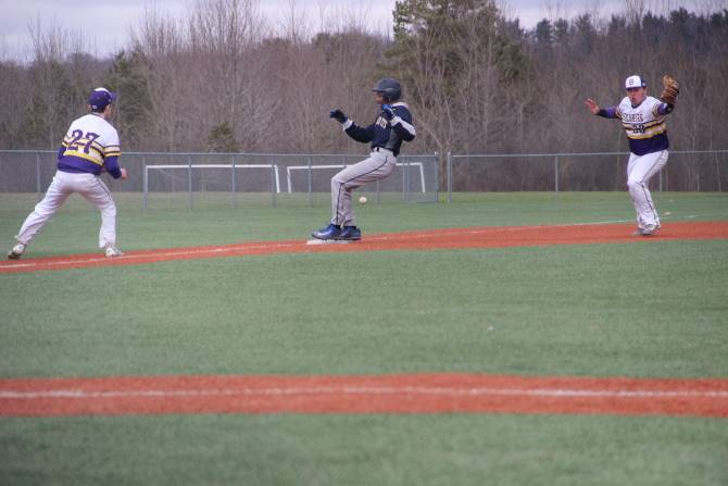 Bulldog Baseball vs Berkshire